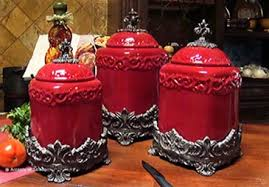 fleur de lis canisters for the kitchen fleur de lis kitchen decor
