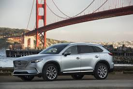 mazda car and driver cx 9 earns spot on 2017 car and driver 10best trucks and suvs award