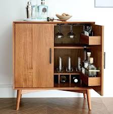 mid century storage cabinet storage cabinets made from certified wood with our signature mid