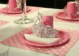 tea party table and chairs crown table set up party ideas pinterest princess party