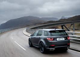 tan land rover discovery latest ingenium engine technology injects performance into land