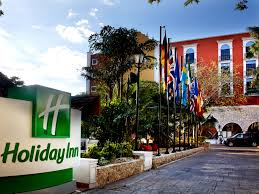 hotel in merida mexico holiday inn merida downtown hotel