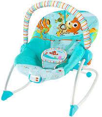 disney finding nemo fins u0026 friends infant toddler rocker