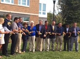 in the news shepherd university cuts ribbon for new 22m 289