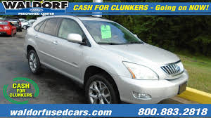 lexus rx 350 quick sale used 2009 lexus rx 350 for sale waldorf md