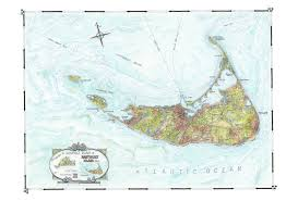 Seaside Florida Map by Coastal Art Maps