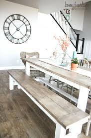 farmhouse table with bench and chairs farmhouse dining table plans farmhouse table and bench rustic