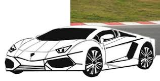 lamborghini car drawing how to draw sports car draw by