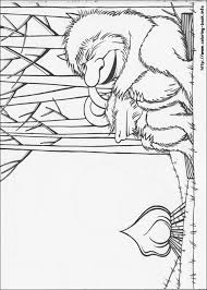 the wild things are coloring picture