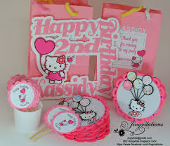 Hello Kitty Invitation Card Maker Free Jingvitations Hello Kitty