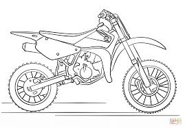 dirt bike coloring pages olegandreev me