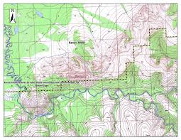 Alaska Air Map Water Resource Branch Bear Creek Kenai National Wildlife Refuge Ak