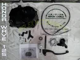 palex motor parts hand clutch kit for honda wave 125 karisma