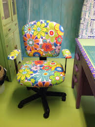 Office Chair Covers Recovered My Office Chair How To Recover Office Chair