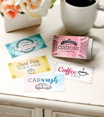 give mom aborable iou coupons this mother u0027s day printable