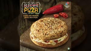 domino s unveils burger pizza hybrid in india wsb tv