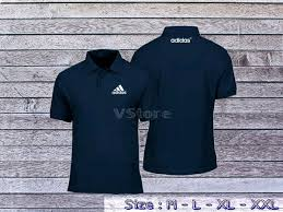 Harga Baju Adidas Polo list harga jual kaos polo murah mei 2018