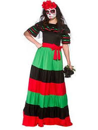 Halloween Costumes Mexican Medium Authentic Mexican Bandit Amigo Fancy Dress