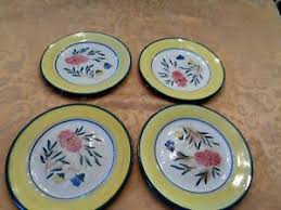 stangl pottery terra four 4 stangl pottery terra 9 1 4 plates ebay