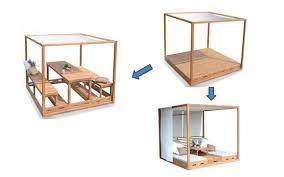 terrific outdoor cabana bed ideas best idea home design