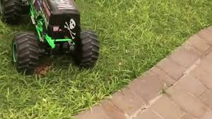 rc monster trucks grave digger rc monster truck grave digger youtube