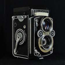vintage rolleiflex 3 5 f model 1 k4e tlr film camera zeiss