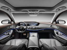 future mercedes interior the all new updated mercedes s class