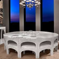 Designer Dining Room Sets Modern Dining Room Chairs Chosen For Stylish And Open Dining Area