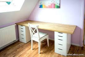 meuble caisson bureau ikea meuble de bureau minecrafted org