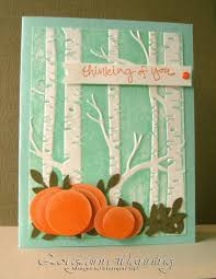 stampin u0027 everything sheltering tree woodland embossing folder