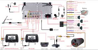 xtrons wiring diagram xtrons wiring harness wiring diagrams free
