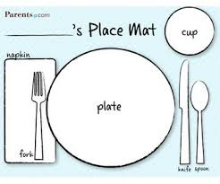 Setting Table Best 25 Table Manners Ideas On Pinterest Etiquette Dinner