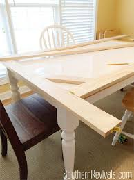 tile top dining room tables tile top table makeover updating a tile top table with wood part 1