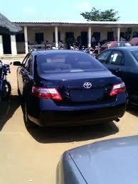 toyota 2008 price 2008 toyota camry price 2 3 million naira see picture 229