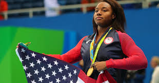 Blind Pole Vaulter Michael Stone American Simone Manuel Speaks Out On Police Brutality Race After