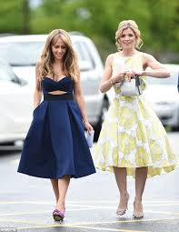 dress to party catherine tyldesley s coronation co dress up for
