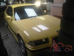 bmw e36 convertible hardtop for sale bmw e36 3 2 m3 evolution dakar yellow convertible top
