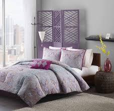Home Essence Comforter Set Amazon Com Mizone Keisha 4 Piece Comforter Set Full Queen Grey