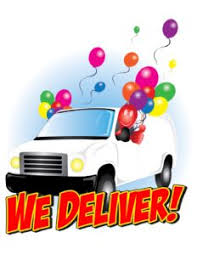 balloon delivery services in knoxville and surrounding areas