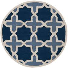 Buy Round Rug by Rug Cam127a Cambridge Area Rugs By Safavieh