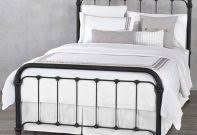 Pottery Barn Iron Bed Stylish Wrought Iron Frame King Modern Beds Design Bedroom Metal