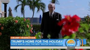 Inside Mar A Lago Today U0027 Show Features Interview With Former Trump Butler Who Called