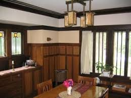 creating a prairie style interior walls and ceilings were well