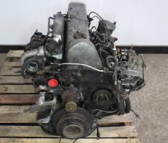mercedes om617 om617 951 mercedes turbo diesel complete engine block w126