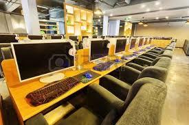 design cyber cafe furniture internet cafe stock photos royalty free internet cafe images