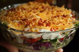 make ahead layered salad anne jisca u0027s healthy pursuits anne