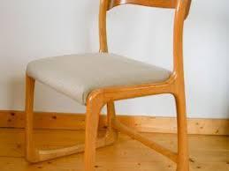 chaise traineau baumann chaises ées 60 baumann par charlette et juliotte