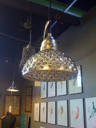 kitchen glass pendant lighting mercury glass pendant lights at anthropologie tequestadrum com