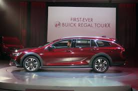 2018 buick regal sportback and tourx first look branching into