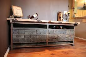 Wooden Buffet Table by Handcrafted Furniture And Decor Rustic Tables Southern California